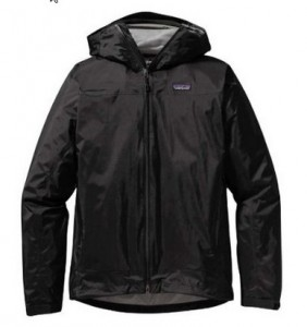 Patagonia 2.5 layers jacket.