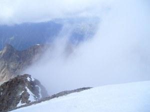 Lagginhorn -Changing weather