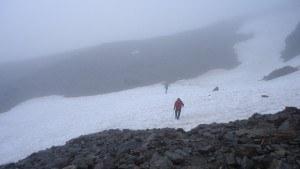 Snow passages.