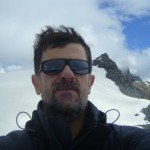 So who invented selfie? This is 2007, at 3280 m.