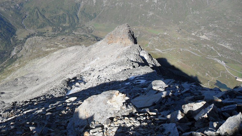 Resultado de imagen para montaña Hubschhorn