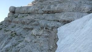 Jof di Montasio - more goats.