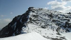 Summit of Pigne de la Le.