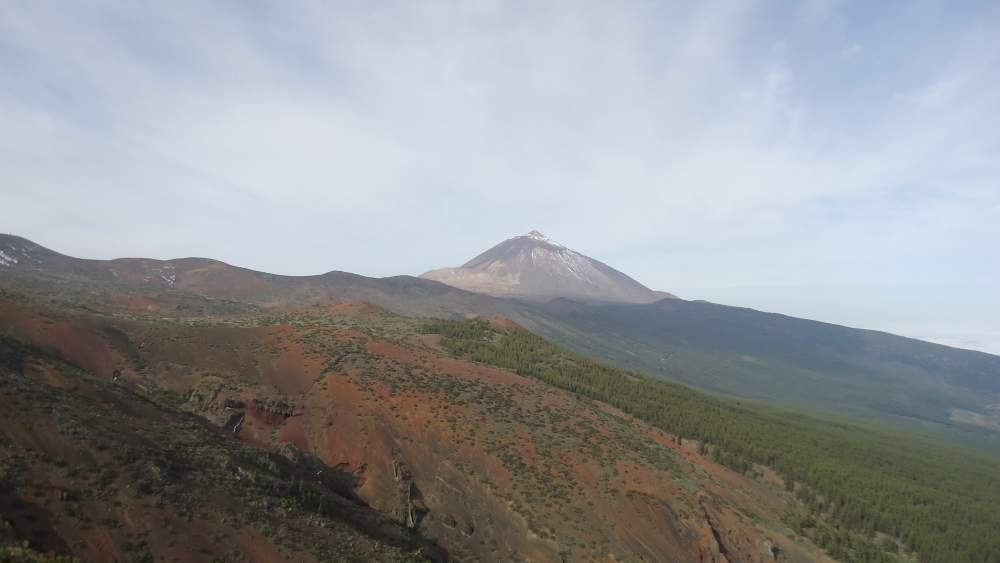 tenerife mountains -teide