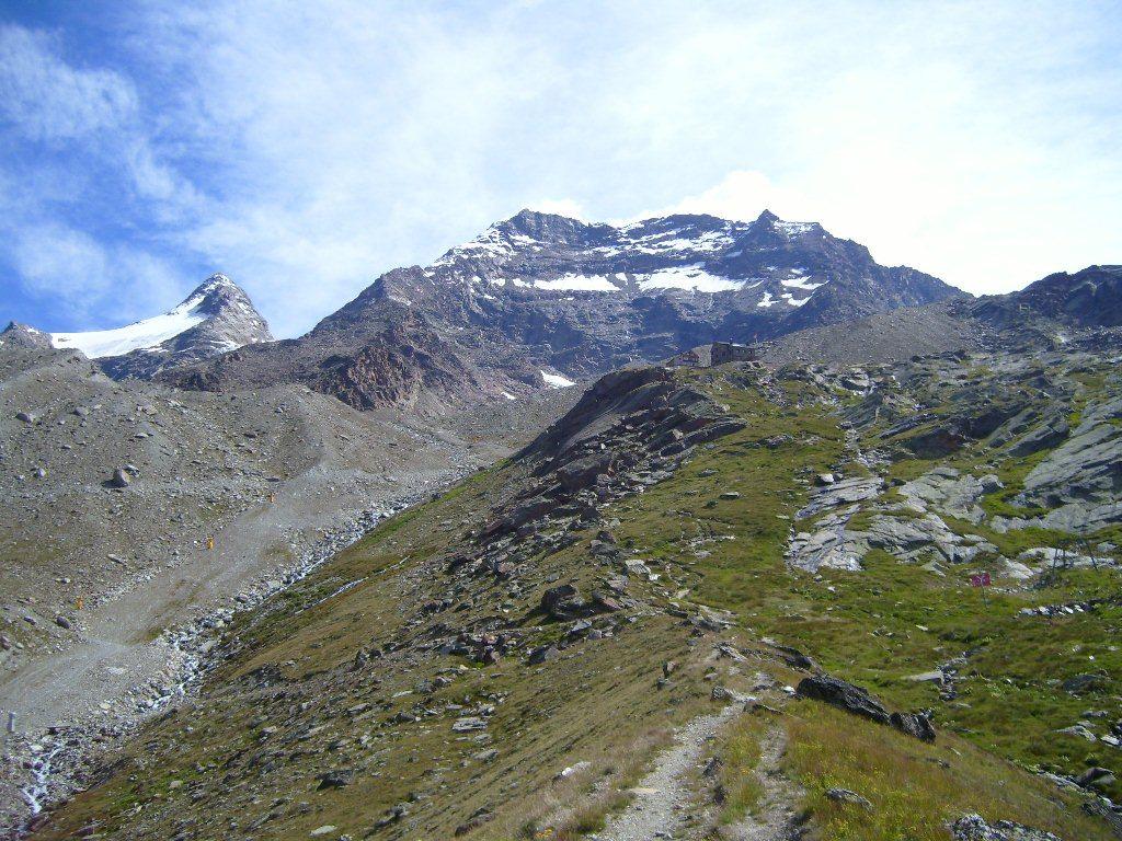 Fletschhorn Mountains for Everybody.