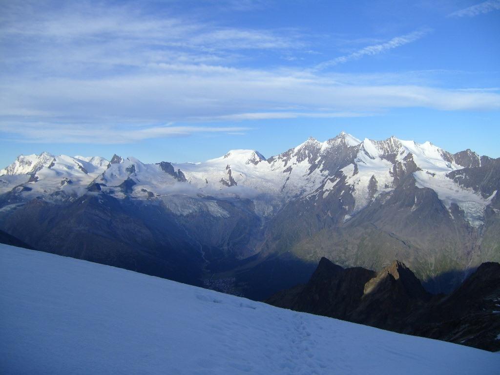 Fletschhorn - Mountains for Everybody