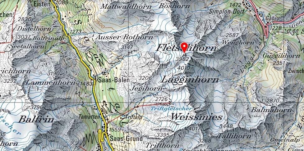 Fletschhorn