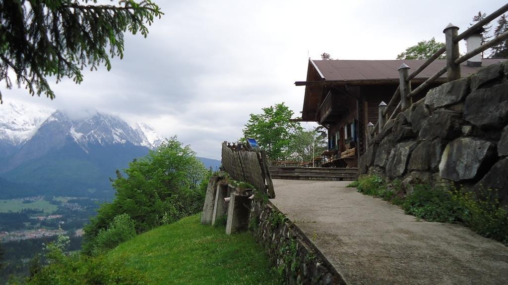 St. Martin hut.