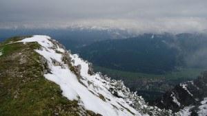 View to ward Garmisch.