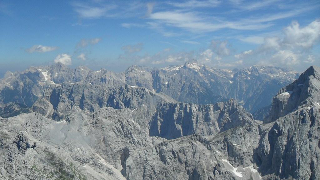 Slovenian Alps.