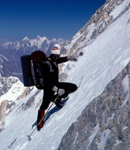 Korean President Becoming Climber-messner climbing