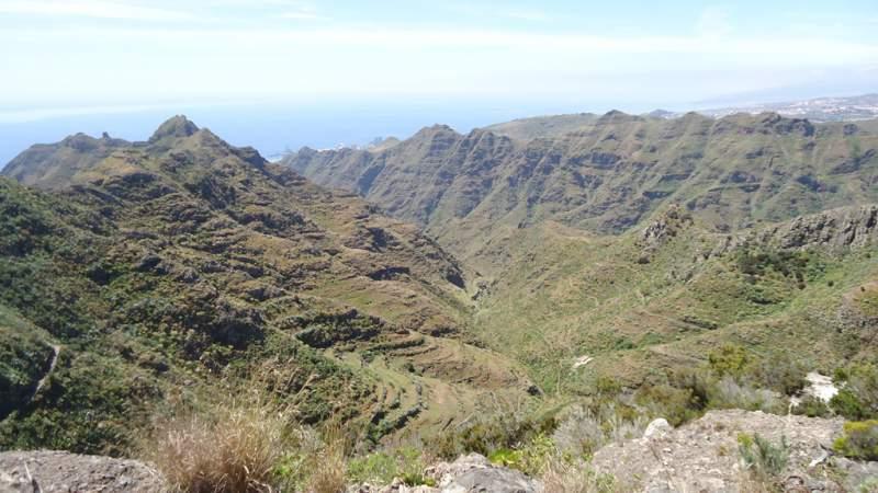 Punta del Hidalgo to Santa Cruz- valle luiz