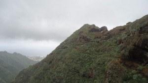 Punta del Hidalgo to Santa Cruz - mystic