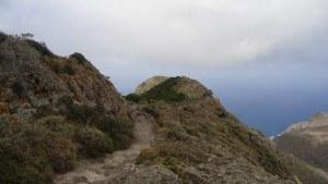 chamorga faro de anaga-first view of the sea