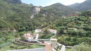 chamorga faro de anaga-village