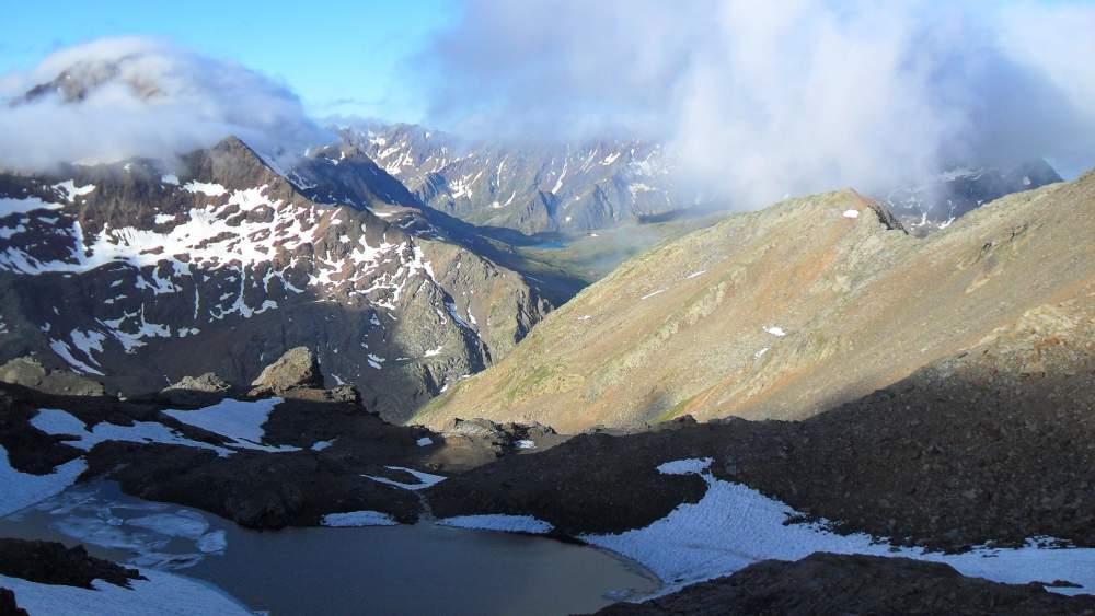 gavia pass - view from tresero