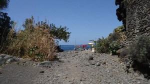 Masca valley Tenerife - ocean at last