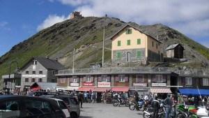 Stelvio pass- garibaldi hut