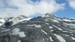 stelvio pass - view to geisterspitze
