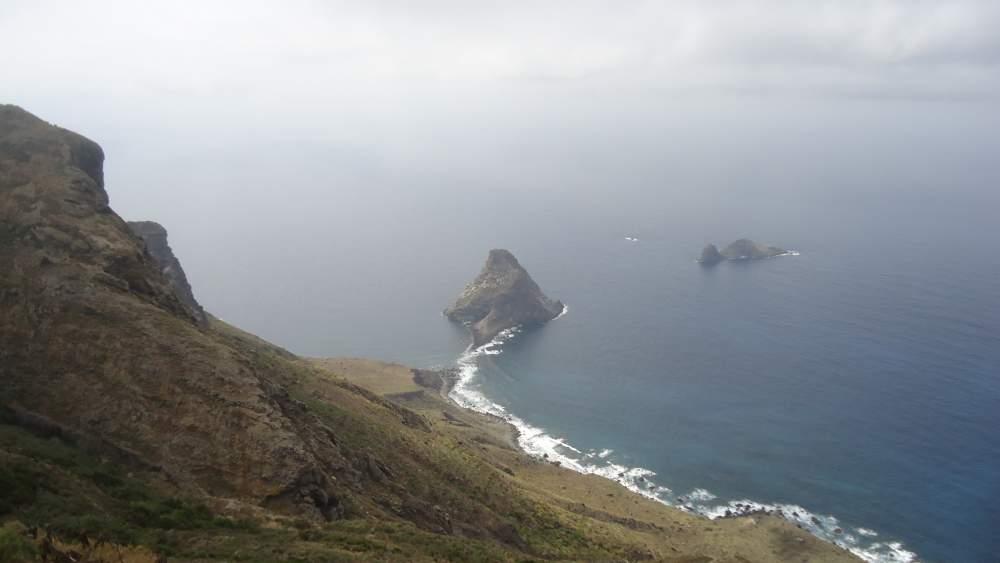Anaga Mountains Tenerife - roques de Anaga
