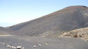 Vilaflor-Lunar Landscape-Guajara- black lava