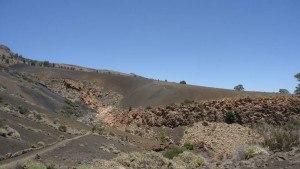 Vilaflor-Lunar Landscape-Guajara- still far