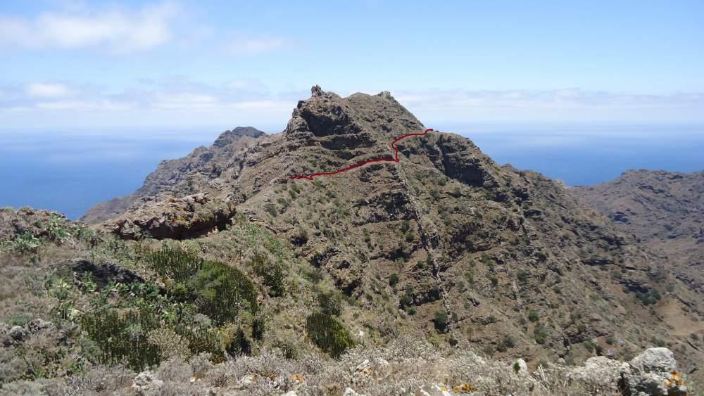 ijuana tenerife - path
