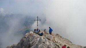 Summit of Alpspitze.