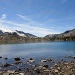Brizzi lake on route to Kreuzspitze.
