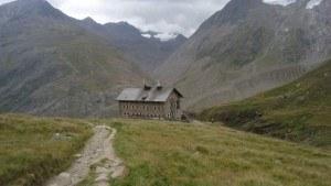 Martin Busch hut.