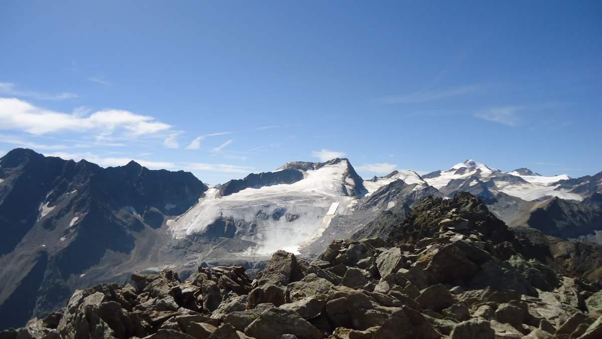Rettenbach ferner (glacier).