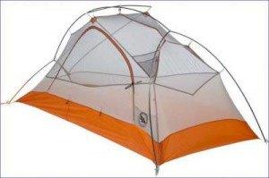 Big Agnes Copper Spur UL1 Tent.