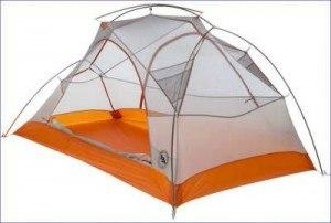 Big Agnes Copper Spur UL2 tent.