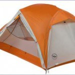 Big Agnes Copper Spur UL2 tent with the fly.