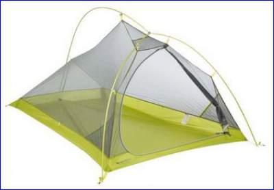 Big Agnes Fly Creek Platinum 2 tent