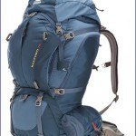 Gregory Baltoro 75 backpack.