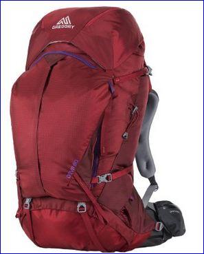 Gregory Deva 60 backpack.