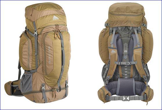 Kelty Red Cloud 110 pack.