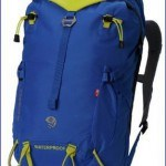Mountain Hardwear Scrambler 30 OutDry Waterproof Day Pack.