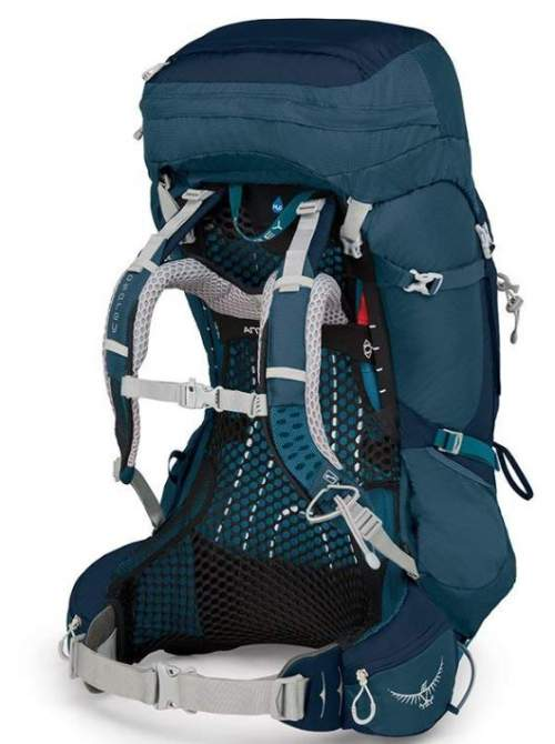 Osprey Aura AG 65 Pack For Women.