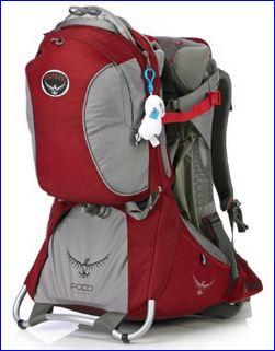 Osprey Poco Premium pack.