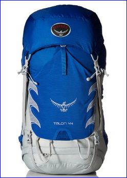 Osprey Talon 44 backpack.