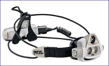 Petzl NAO 2 Reactive; 575 lumens.