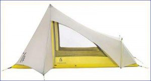 Sierra Designs Flashlight 2 FL tent.