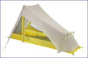 Sierra Designs Flashlight 1 FL tent.