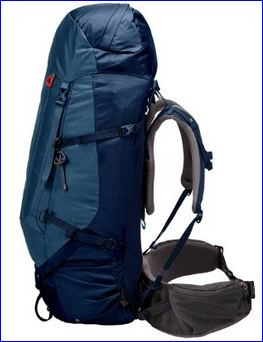 Thule Guidepost 75 backpack.