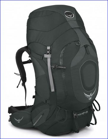 Osprey Xenith 105 pack.