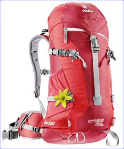 Deuter Cruise 28 SL front view.