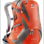 Deuter Futura 22 - panel loading type.