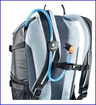 Hydration compatible pack.